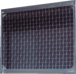 Mesh Horse Stall Grill Section
